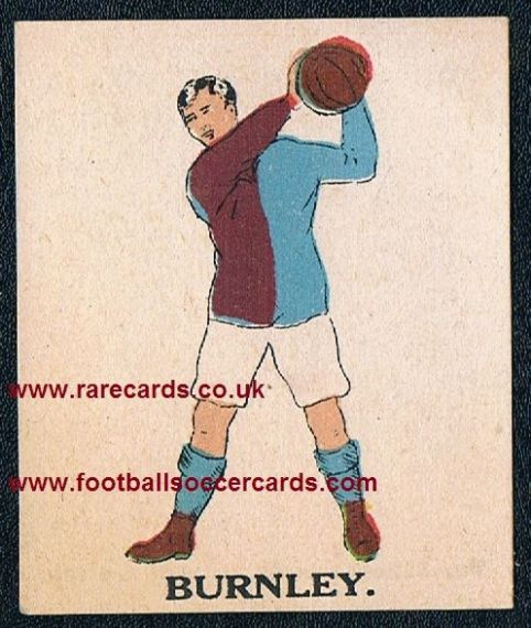 Battock's 1923 Burnley redemption